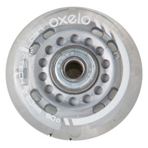 OXELO 2 Kolieska Flash 63 mm 80a
